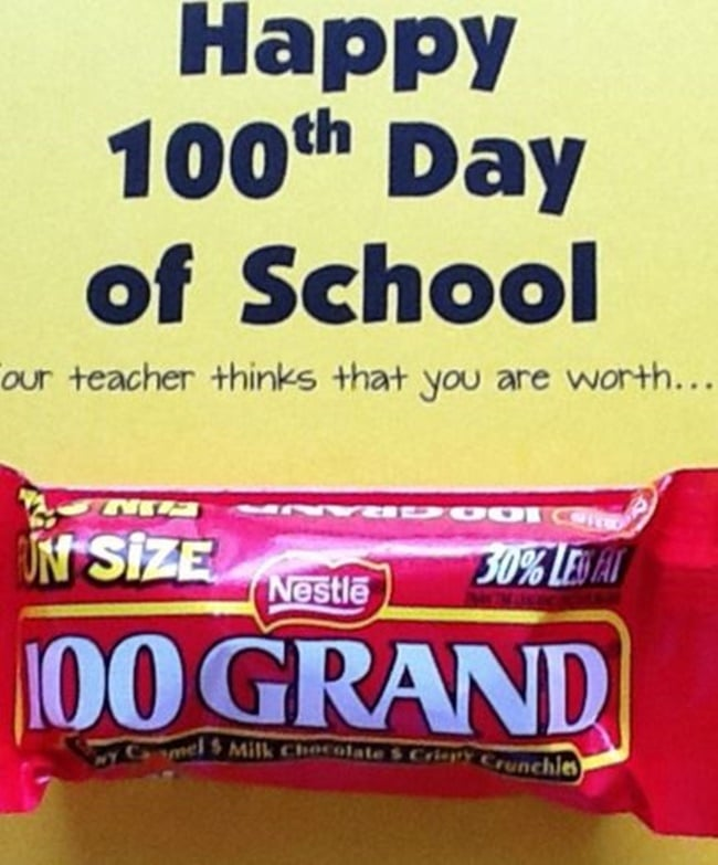 45 Best 100th Day of School Resources - 100 Grand - Teach Junkie