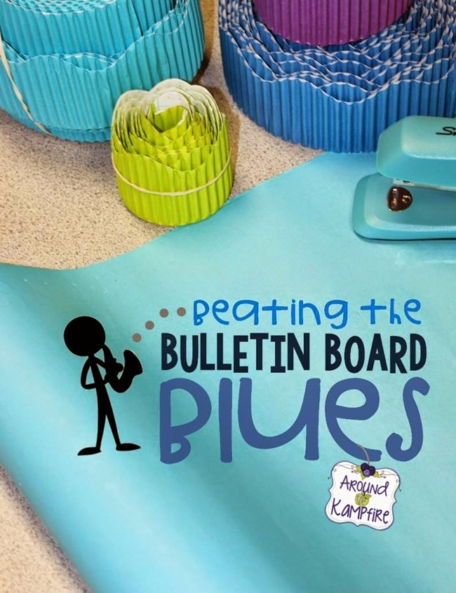 14 Stunning Classroom Decorating Ideas to Make Your Classroom Sparkle Tips for Beating the Bulletin Board Blues - Teach Junkie