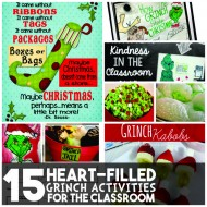 15 Heart-Filled Grinch Activities for the Classroom