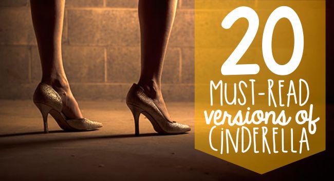 20 Must-Read Versions of Cinderella - Teach Junkie