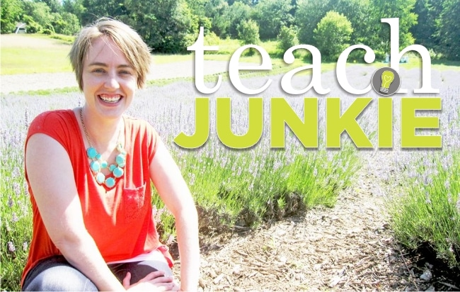 Welcome - From Teach Junkie