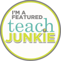 I've Been Featured on TeachJunkie.com