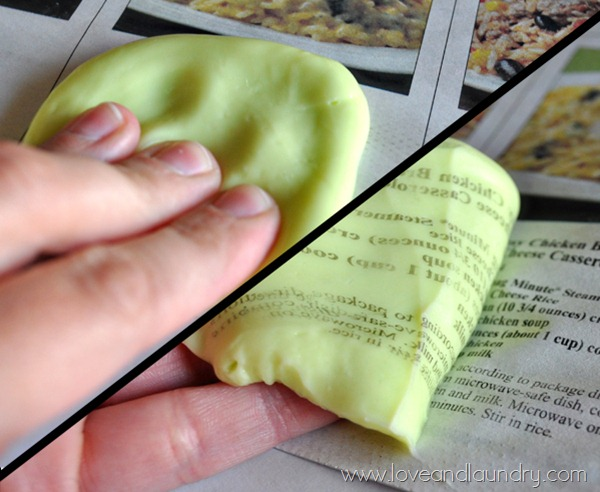 Silly Putty in the Classroom