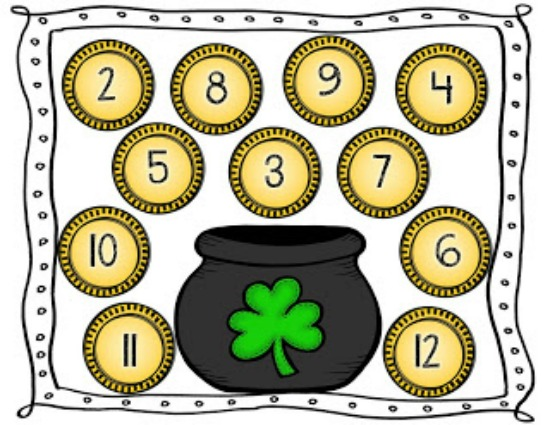 """Teach Junkie: 40 Roll and Cover """"Bump"""" Cool Math Games - March Roll and Cover"""