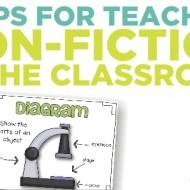 Teaching Common Core Non-Fiction – 3 Tips
