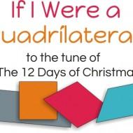 Math Tips for Teaching Quadrilaterals