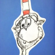 Guided Drawing – How to Draw Cat in the Hat