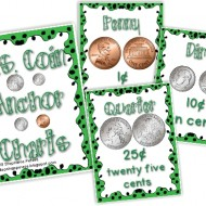 Teaching Money with Games and Anchor Charts {Free Download}