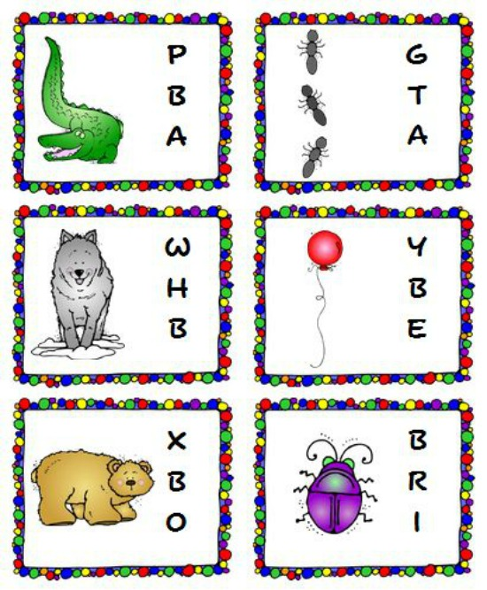 3 ELA Beginning Sounds and Blends Worksheets - Teach Junkie