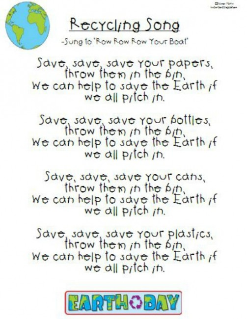 7 Fast Activities For Earth Day And Printables