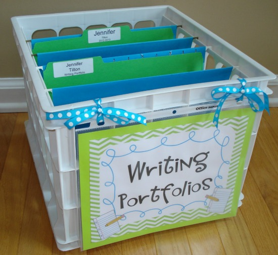 Teacher Organization With Supply Labels - Teach Junkie