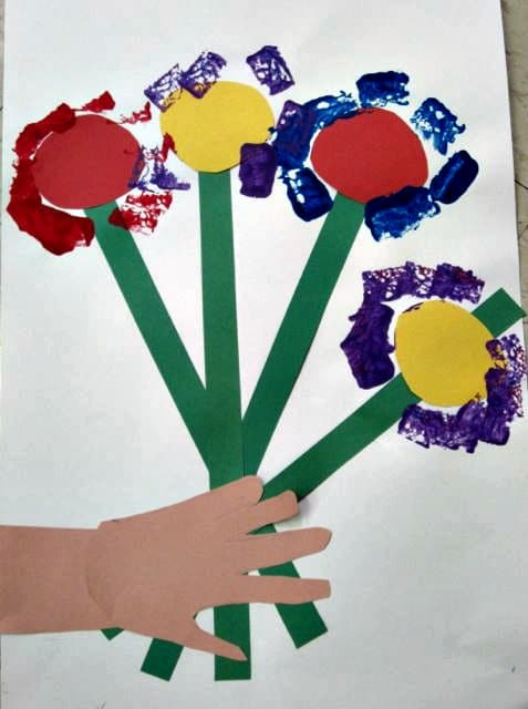 28 Simple Mother S Day Crafts And Gift Ideas Teach Junkie
