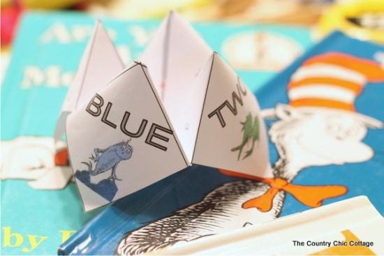 Teach Junkie: 17 Quick Cootie Catcher Printables and Lesson Plan Ideas