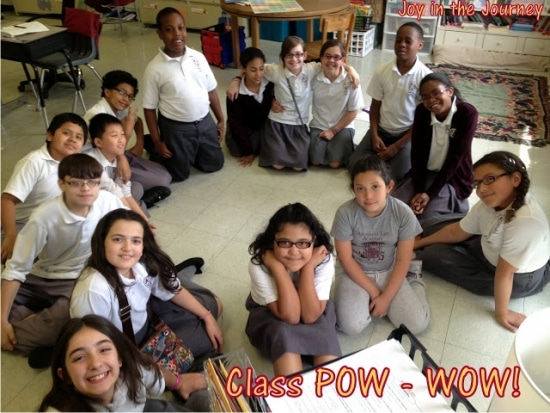 Teach Junkie: Pow Wow Sharing