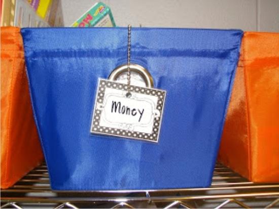 Teach Junkie: 21 Classroom Organization Labels and Tags - Basket Organization Tags