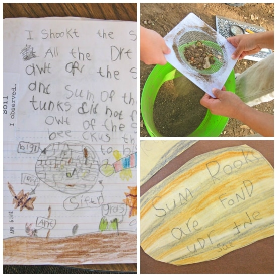 Teach Junkie: Rocks for Kids - 15 Activities and Ideas - Rocks for Kindergarten Science Journals