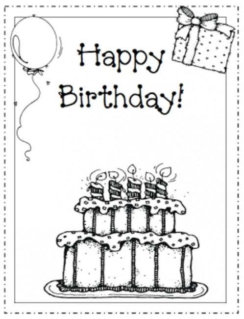 Teach Junkie: 9 Simple Birthday Celebrations and Classroom Birthday Wishes - birthday class book