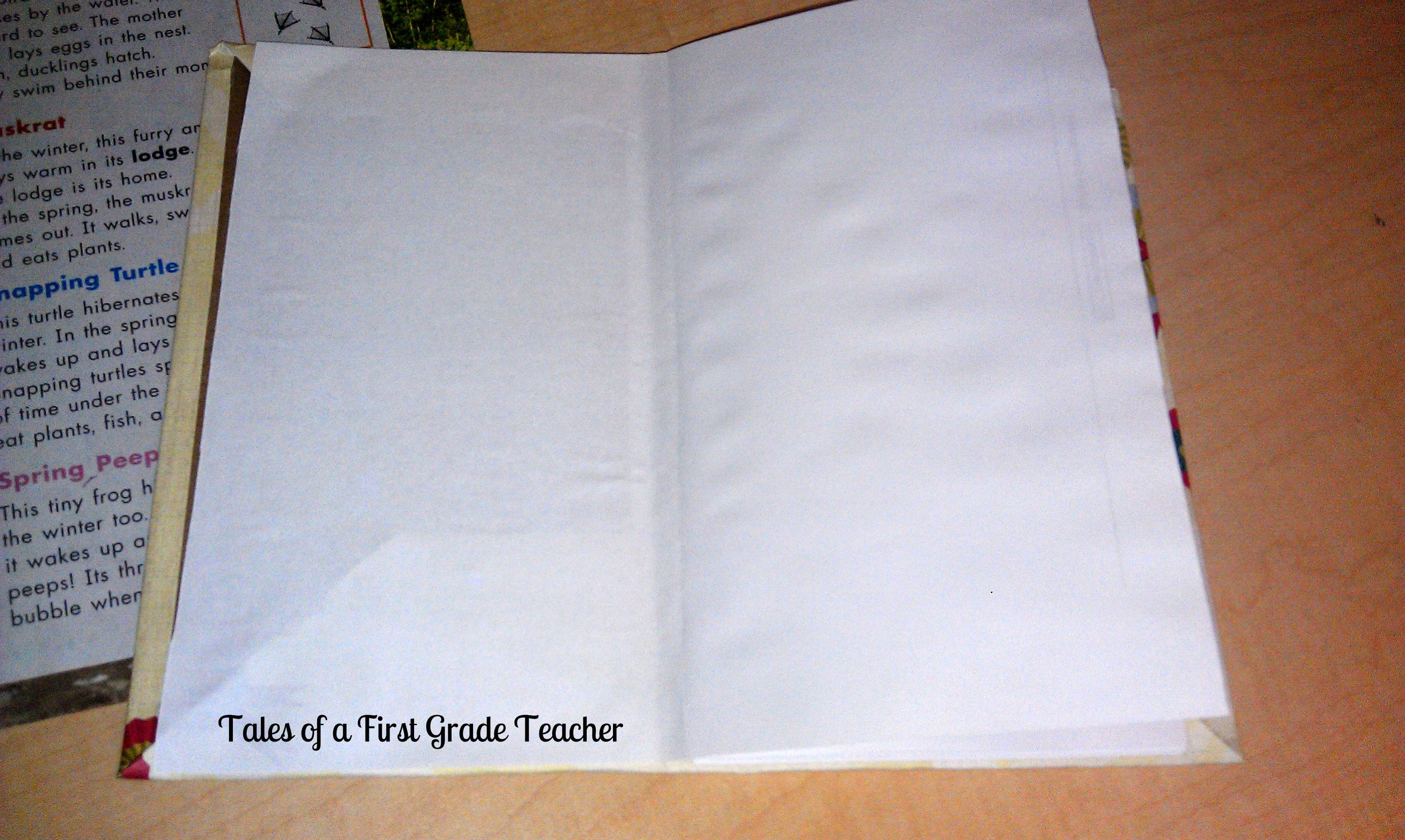 Teach Junkie: Bind your Own Books {DIY}