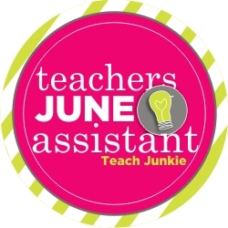 Teach Junkie: Your Personal Teacher's Assistant for June