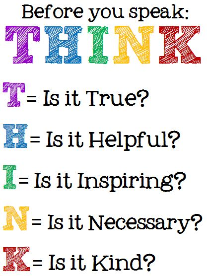 picture about Printable Posters called Believe that Right before Oneself Talk Printable Posters - Practice Junkie