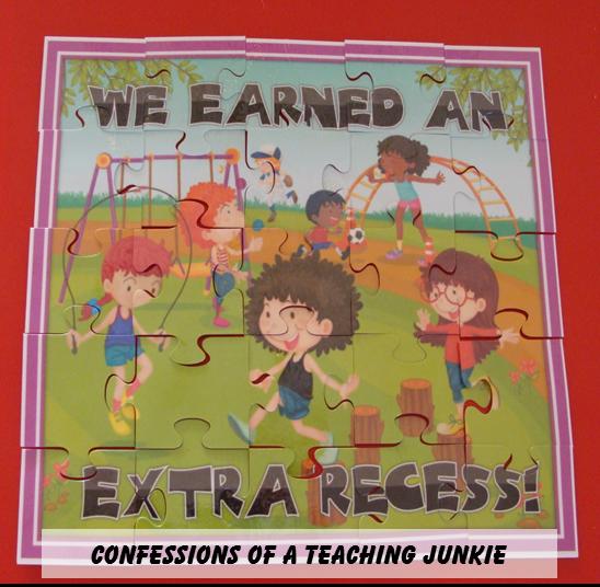 Teach Junkie: Putting Together Great Behavior
