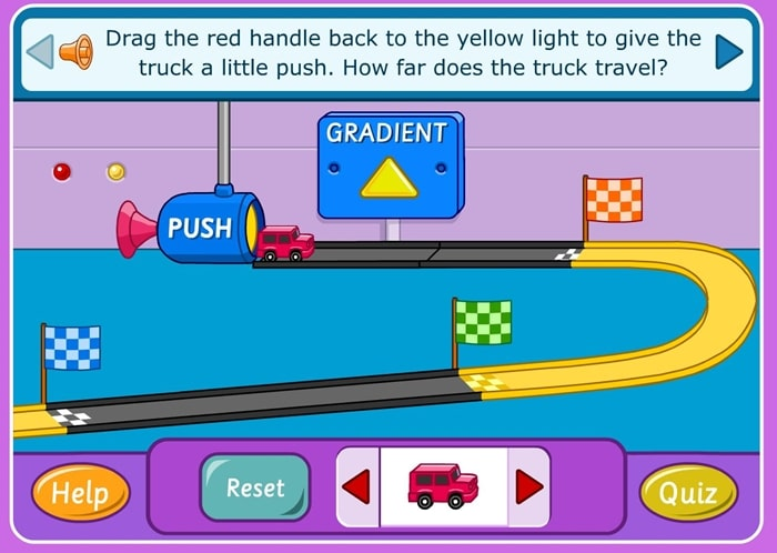 24 Elementary Force and Motion Experiments and Activities -forces and movement interactive game