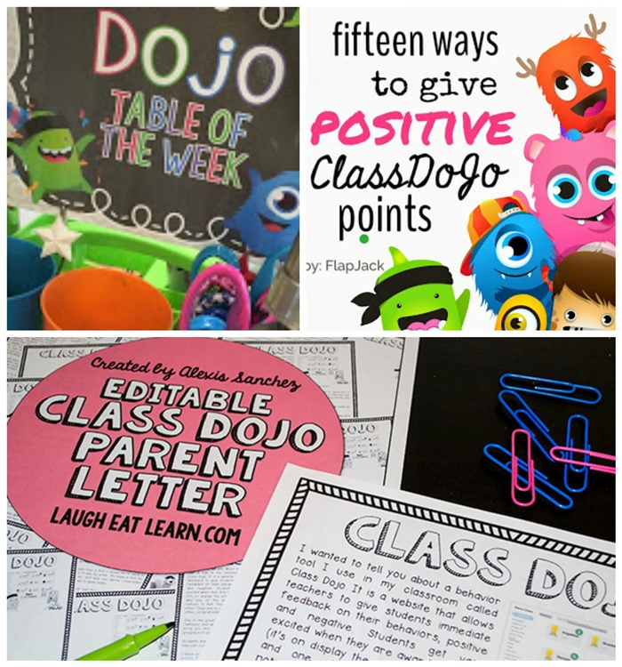 27 Amazing Class Dojo Printables and Ideas - Handy ClassDojo for Teachers Tutorials - Teach Junkie