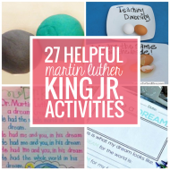27 Helpful Martin Luther King Jr. Activities