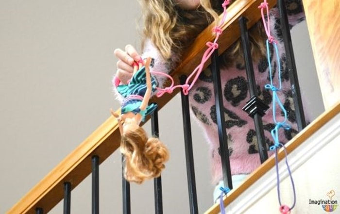 28 Awesome STEM Challenges for the Elementary Classroom - Bungee Barbie - Teach Junkie