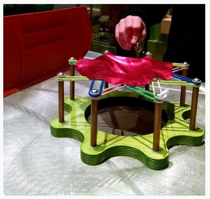 28 Awesome STEM Challenges for the Elementary Classroom - Pristine Trampoline - Teach Junkie