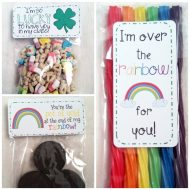3 Free St. Patrick's Day Tags Printables - cute for the classroom and for teacher to give to students