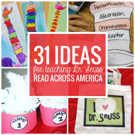 31 Ideas for Read Across America