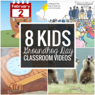 8 Groundhog Day Videos for Kids