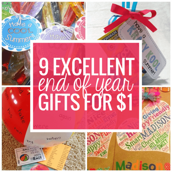 9 Excellent End of the Year Gifts for $1