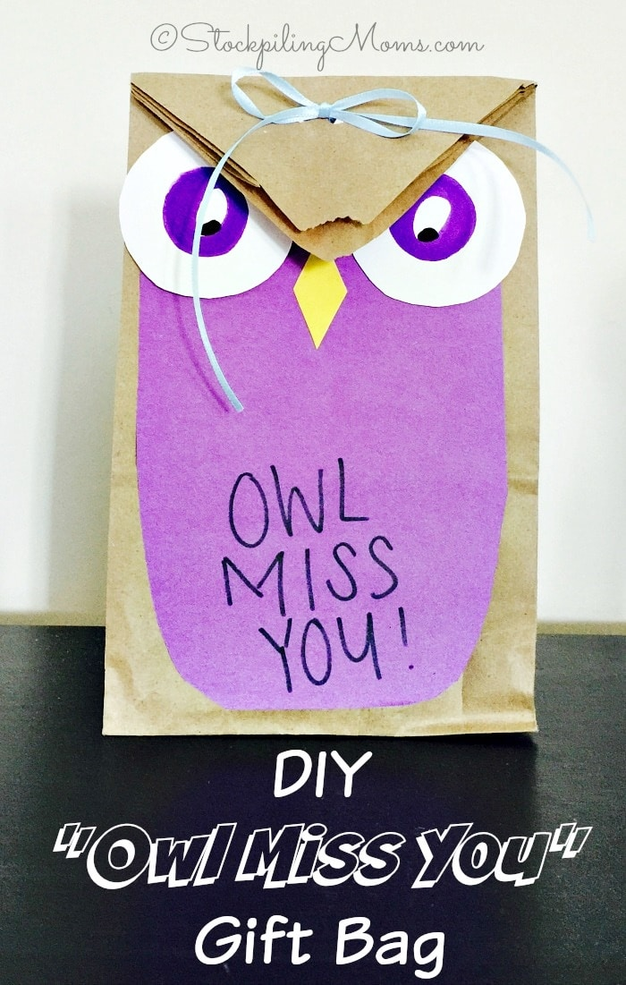 9 Excellent End of the Year Gifts for $1 - Owl Miss You - Teach Junkie