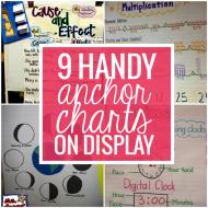 9 Handy Anchor Charts on Display