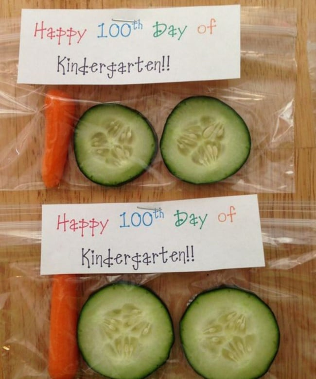45 Best 100th Day of School Resources - A Healthy 100 - Teach Junkie