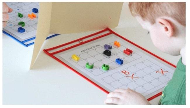 Alphabet Battle Letter Learning Game - Teach Junkie