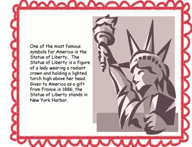 8 Fast and Friendly Patriotic Freebies- American Symbols - Teach Junkie