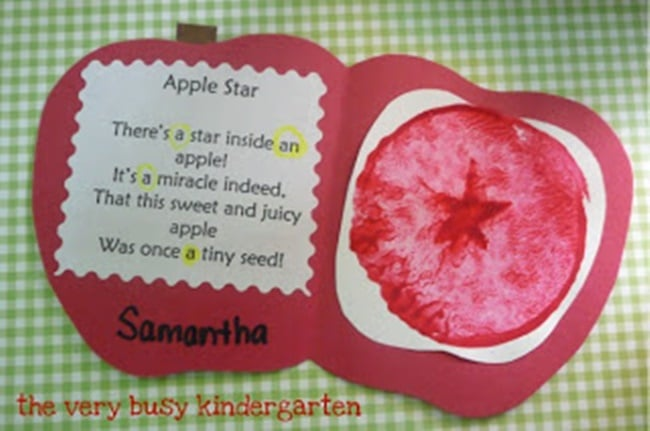 Apple Card Poem
