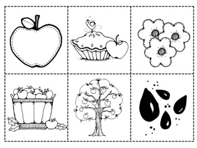 22 Apple-licious Classroom Activities and Freebies - Teach Junkie - Apple Sequencing