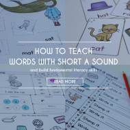 How to Teach Words with Short a Sound