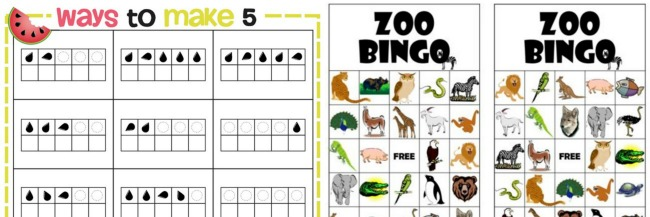 Bingo Games - Primary Games To Make Teaching Standards Easier - Teach Junkie