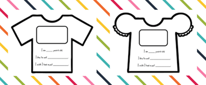 Building a Classroom Community from the Very First Day - tshirt printable