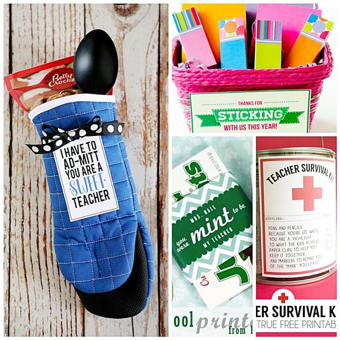 Clever Teacher Gifts to show Appreciation: Teach Junkie