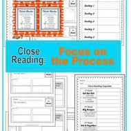 Close Reading: Teaching How to Think