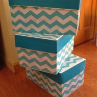 DIY Cute Storage Boxes For Your Classroom