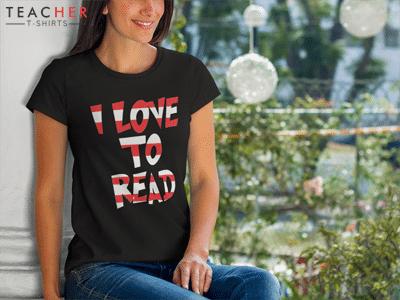 Dr. Seuss Teacher Reading T-Shirt for Read across America