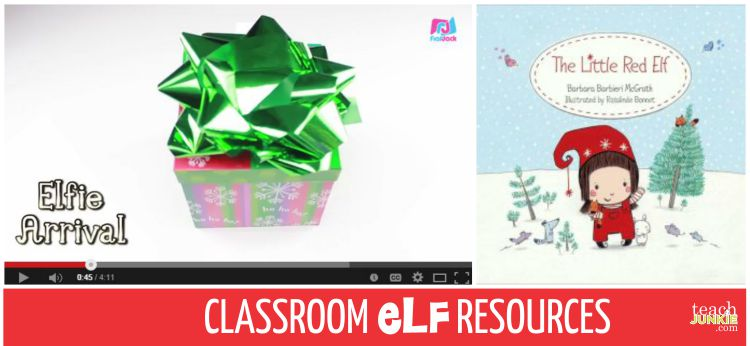 Elf Classroom Resources - TeachJunkie.com