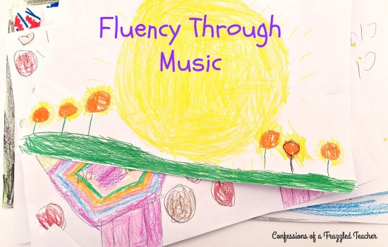 Fluency Through Music - Teach Junkie